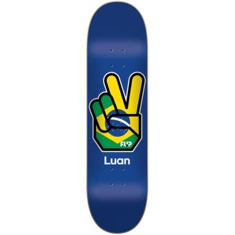 Flip 8.13 Liberty Oliveira Skateboard