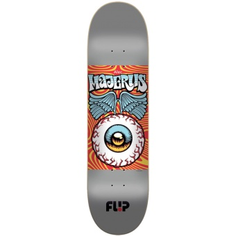 Flip 8.25 Majerus Ashbury Eye Skateboard