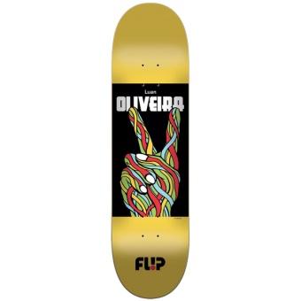 Flip 8.13 Luan Oliveira Peace Skateboard