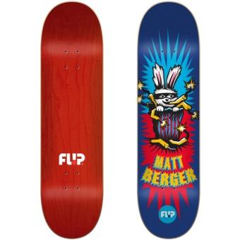 Flip 8.25 Berger Tin Toys deck