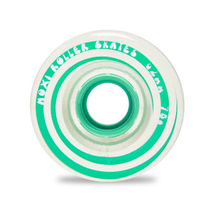 Moxi Gummy Wheels 65mm, 78A (Teal)