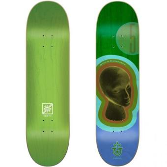 Habitat 8.125 Delatorre Contour Skateboard