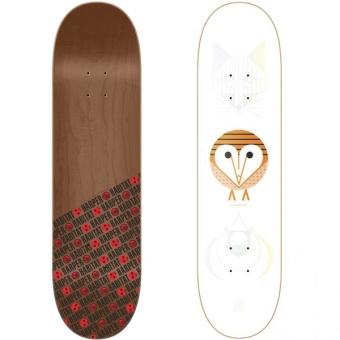 Habitat 8.0 Harper Owl Skateboard