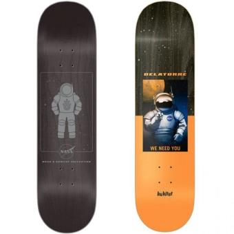 Habitat 8.375 Delatorre NASA Skateboard