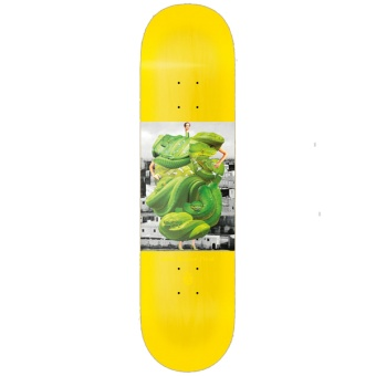 Habitat 8.375 Imaginary Beings Baxter skateboard