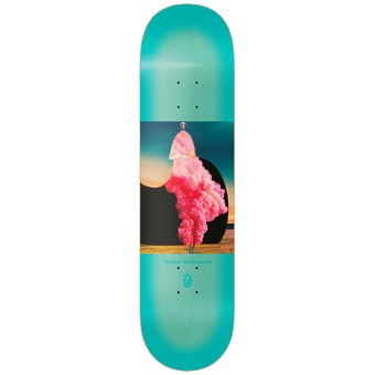 Habitat 8.375 Imaginary Beings Delatorre Skateboard