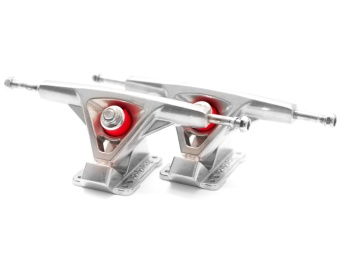 Kahalani V2 160mm Cast Precision trucks (Raw)
