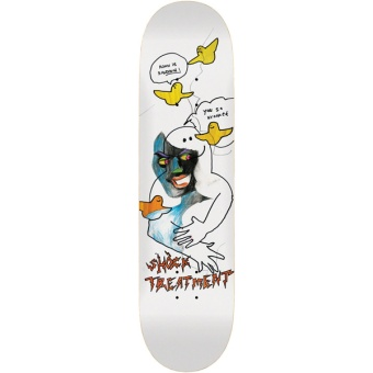 Krooked 8.25 Ronnie Shock Treatment