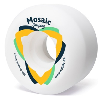 Mosaic OS Clover 48mm 103A Wheels