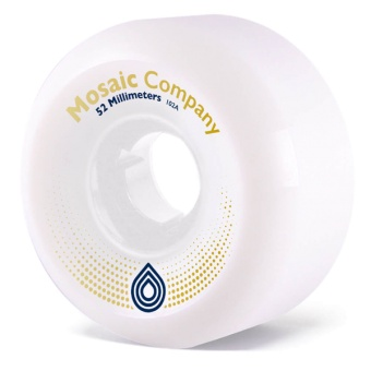 Mosaic SQ Drops 52mm 102A Wheels