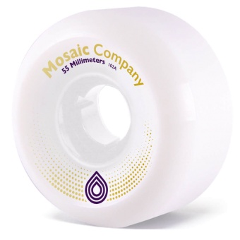 Mosaic SQ Drops 55mm 102A Wheels