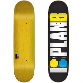 PlanB 7.75 Team OG Neon deck