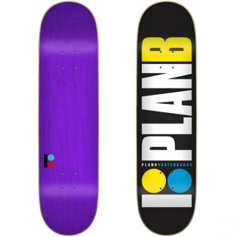 PlanB 8.25 Team OG Neon deck