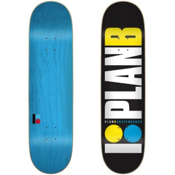 PlanB 8.0 Team OG Neon deck