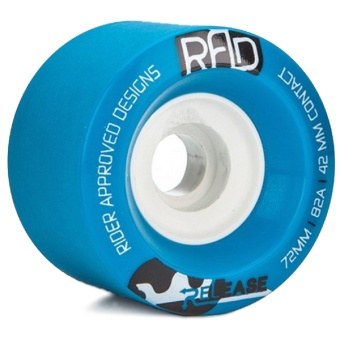 RAD 72mm 82A Release Freeride