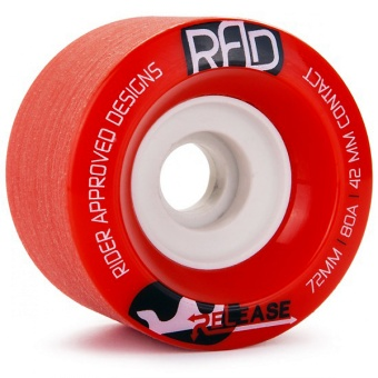 RAD 72mm 80A Release (Freeride)