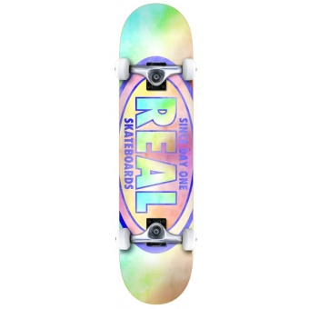 Real 7.3 Oval Tie Dyes MID komplett