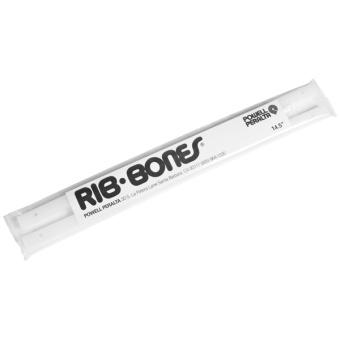 "Rib-Bones 14.5"" White"