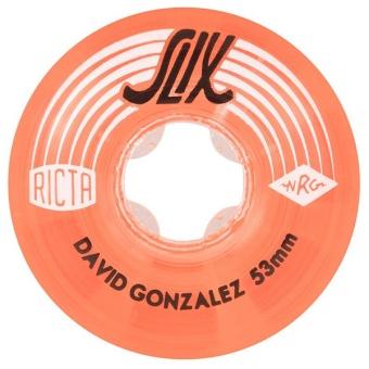 Ricta 53mm 99A Gonzalez Crystal Slix