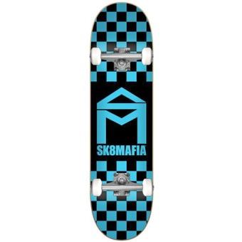 Sk8mafia 8.375 House Logo Checker komplett