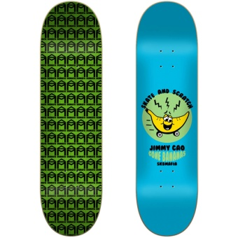 Sk8mafia 8.0 Cao Skate and Scratch deck