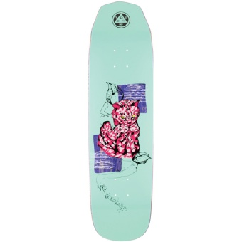 Welcome 8.6 Loo Dood on Wicked Queen Skateboard