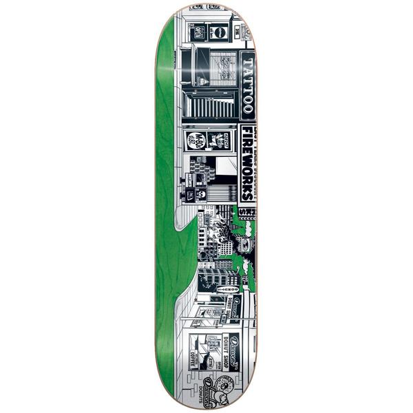 Almost 8.375 Daewon Stick-O-Rama Skateboard
