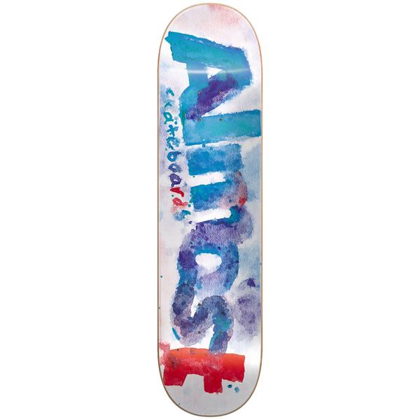 Almost 7.5 Blotchy Logo Hyb Skateboard