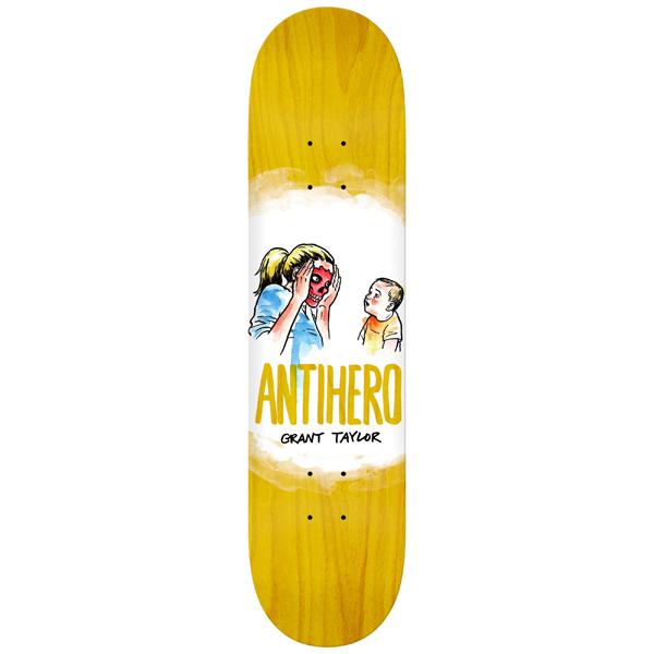 Antihero 8.25 Taylor Devolution Skateboard