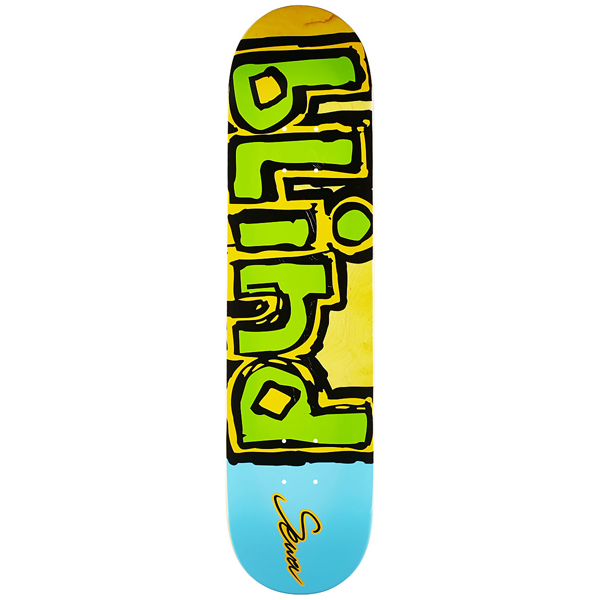 Blind 7.75 Sewa OG Pro Signature Skateboard
