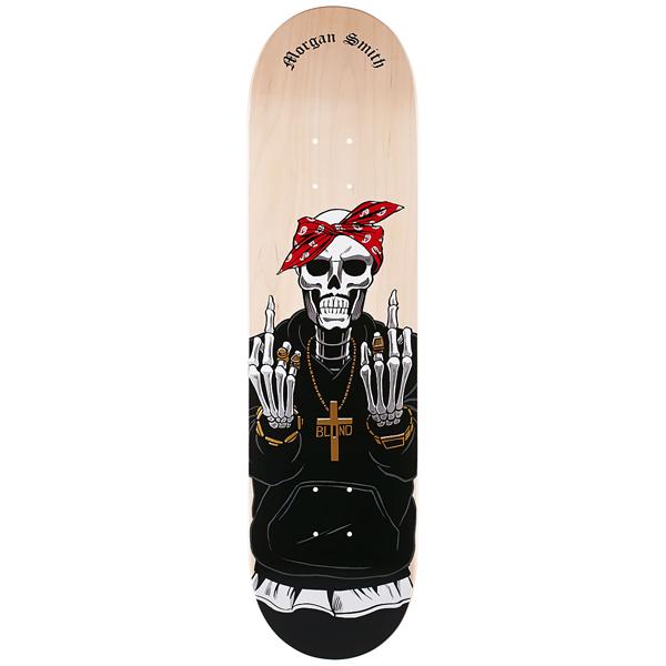 Blind 8.125 Morgan Reaper Skateboard