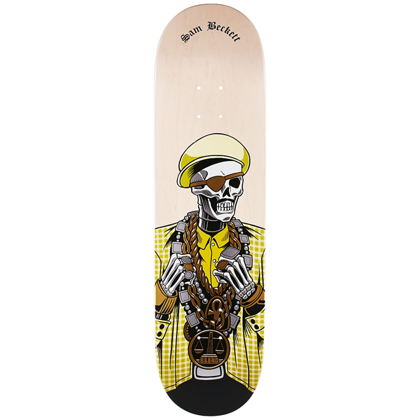 Blind 8.5 Beckett Reaper Skateboard