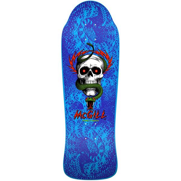 Bones Brigade® Mike McGill 10th Series Reissue Skateboard Deck