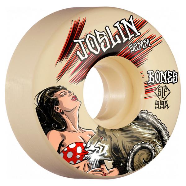Bones Joslin Goat 52mm 99A V3 Slims STF
