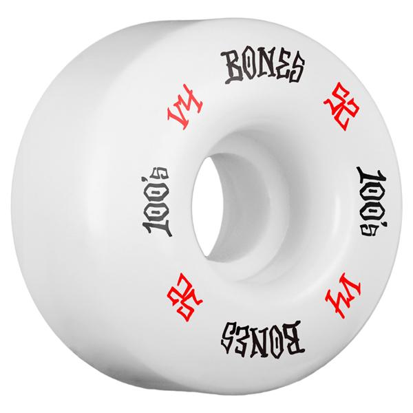 Bones 100's 52mm 100A V4
