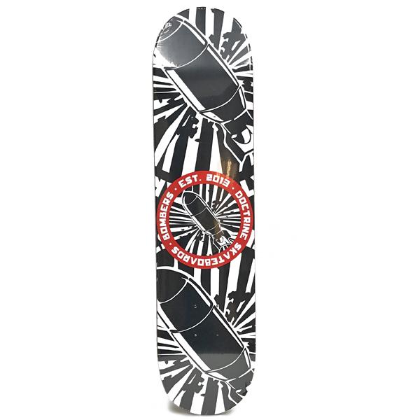 Doctrine 7.5 Double Bomber Skateboard