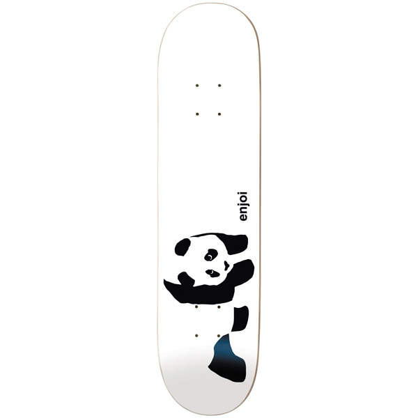Enjoi 7.75 Whitey Panda R7 Skateboard