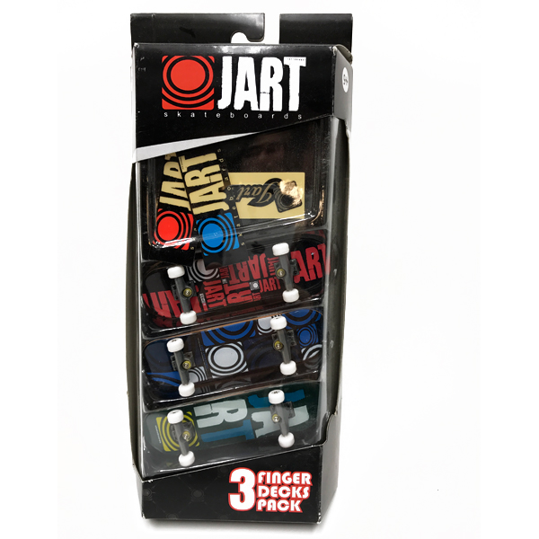 Fingerboards 3 pack - 96mm