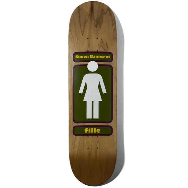 Girl 8.0 Bannerot 93 TIL deck