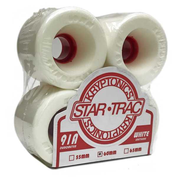 Kryptonics StarTrac 60mm 91A