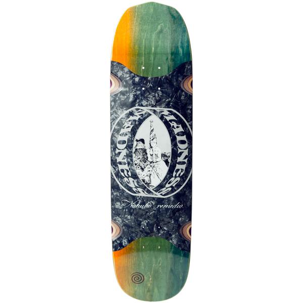 MAD 8.5 Nohubo Ring Slick R7 Skateboard