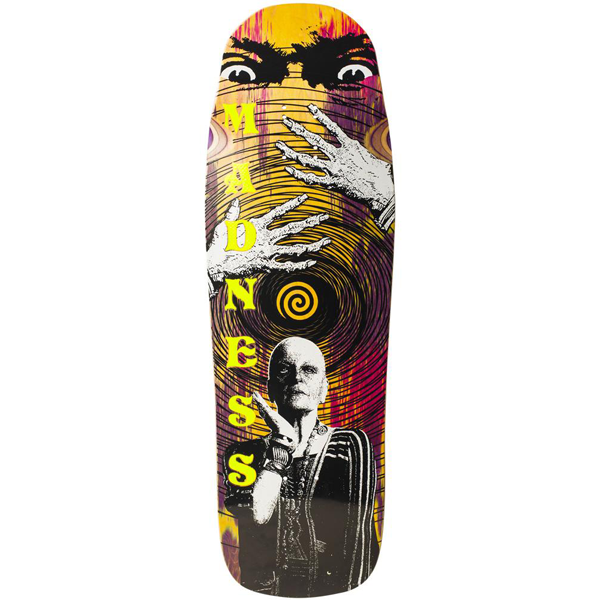 MAD 10.0 Drop Out R7 Skateboard