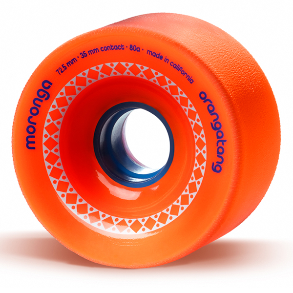Orangatang 72,5mm Moronga 80A (Orange)