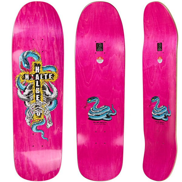 Polar 9.25 Beast Mode II 1991 Skateboard