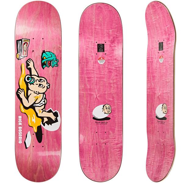 Polar 8.0 Cleo Skateboard