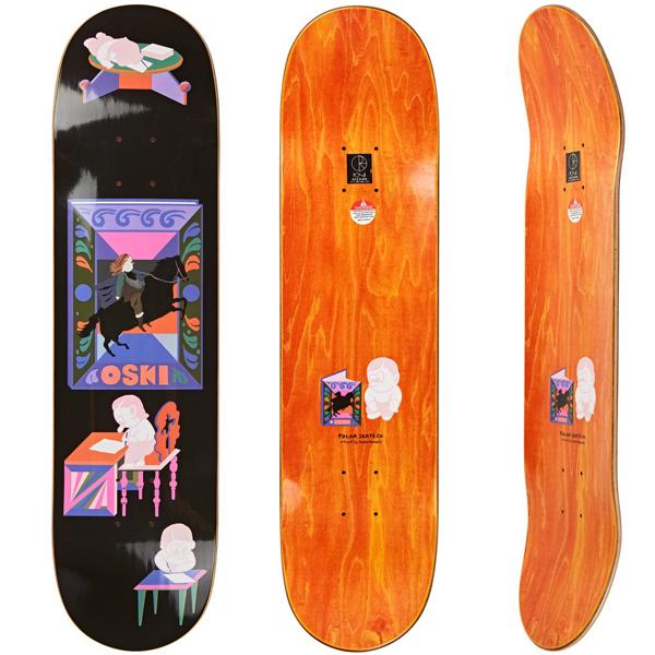 Polar 8.0 The Hero's Journey Skateboard