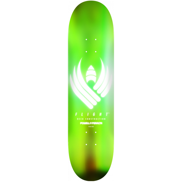 Powell 8.75 Flight® Glow Lime
