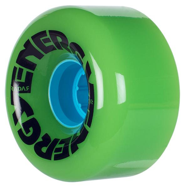 Radar Energy 65mm 78A Green