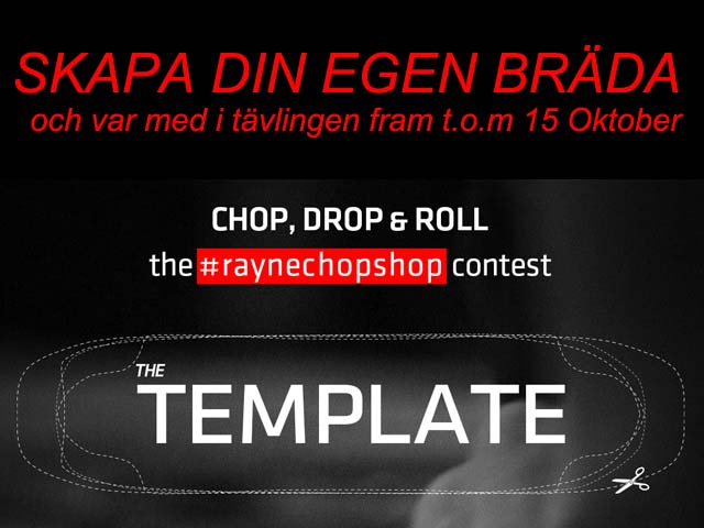 Rayne Chop, drop & Roll (Template)