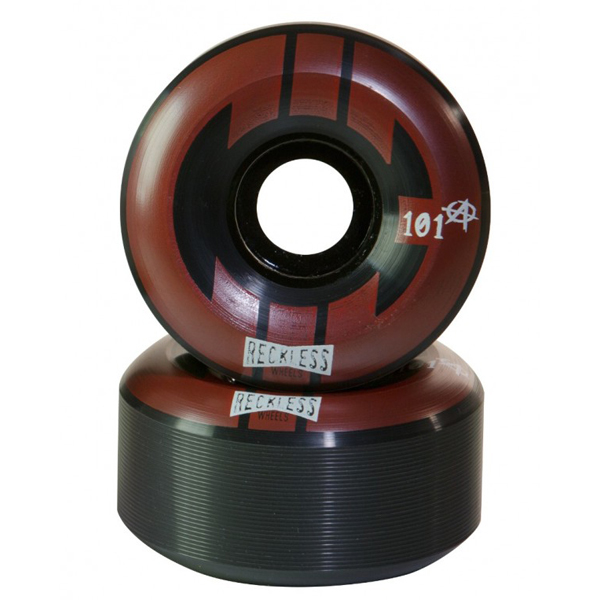 CIB Ramp 58mm 101A Wheels